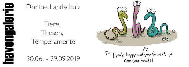 Ausstellungsbeginn Dorthe Landschulz mit Signierstunde am 29.06. von 11 -12 Uhr