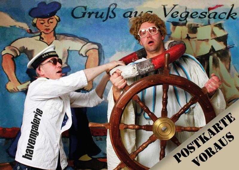 Bild von Postkarte havengalerie