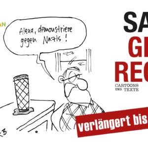 Cartoons Bremen havengalerie